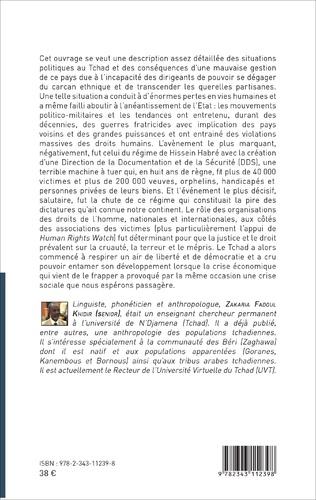 4eme Violences et évènements au Tchad