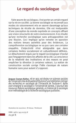4eme Le regard du sociologue