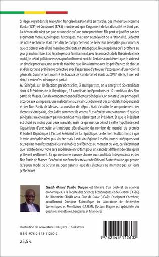 4eme Comment votent les Sénégalais ?