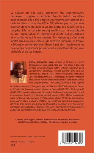 4eme La Gouvernance culturelle