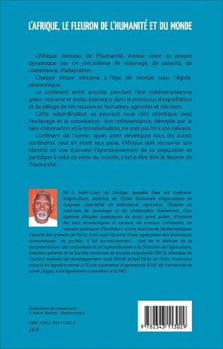 4eme Afrique, le fleuron de l'humanité et du monde
