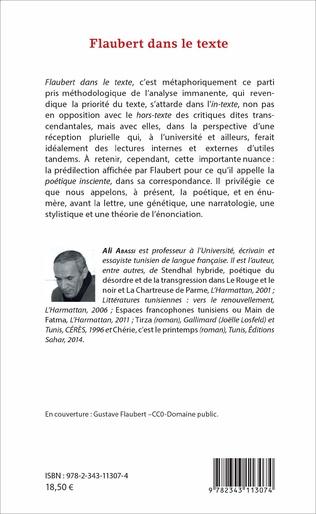 4eme Flaubert dans le texte