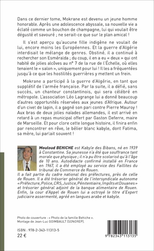 4eme La légende kabyle du bélier blanc