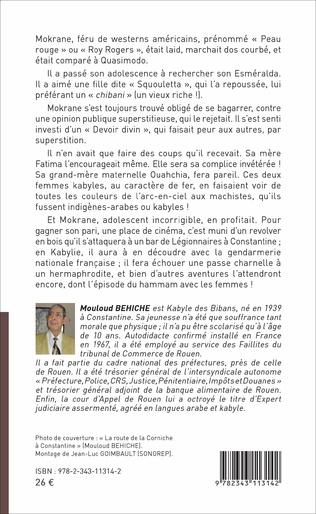 4eme Les tribulations d'un adolescent kabyle à Constantine