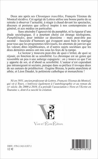 4eme Pamphlétudes