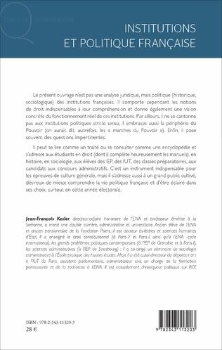 4eme Institutions et politique française