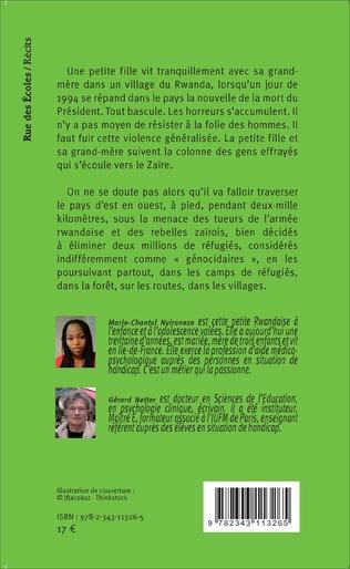 4eme Témoignage d'une petite fille rwandaise