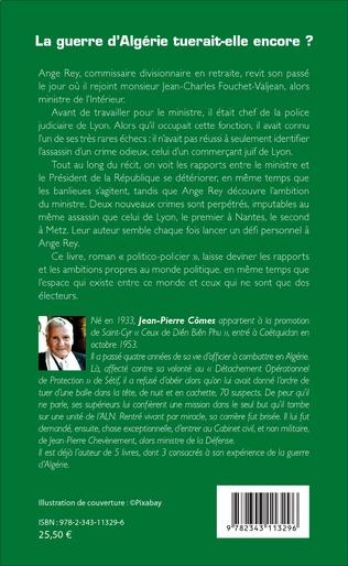 4eme La guerre d'Algérie tuerait-elle encore ?