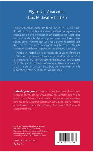 4eme Figures d'Anacaona dans le théâtre haïtien