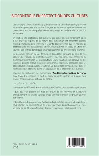 4eme Biocontrôle en protection des cultures