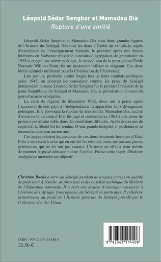 4eme Léopold Sédar Senghor et Mamadou Dia