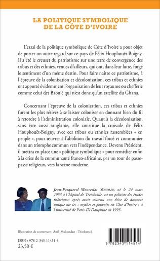 4eme La politique symbolique de la Côte d'Ivoire