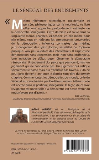 4eme Le Sénégal des enlisements