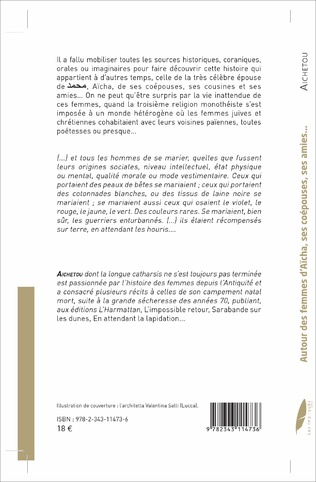 4eme Autour des femmes d'Aïcha, ses coépouses, ses amies...