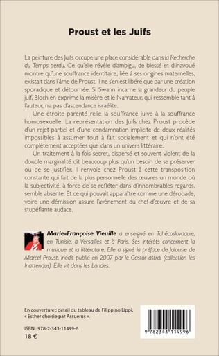 4eme Proust et les Juifs