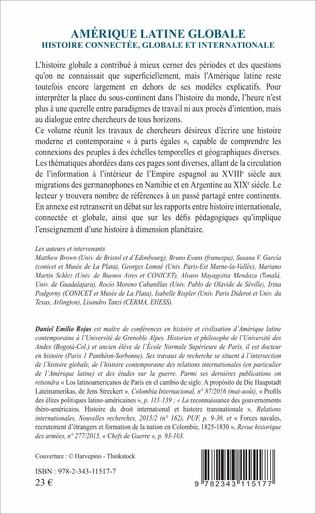 4eme Amérique latine globale