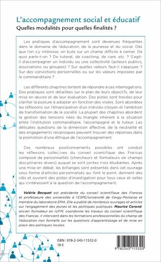 4eme L'accompagnement social et éducatif