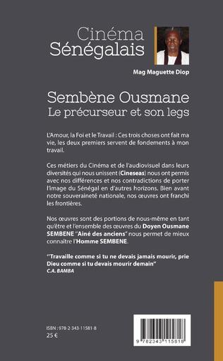 4eme Cinéma sénégalais