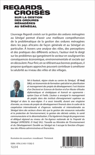 4eme Regards croisés sur la gestion des ordures ménagères au Sénégal