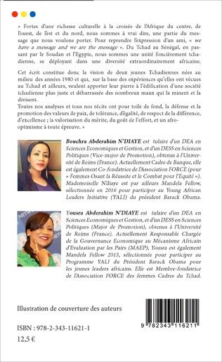 4eme Le Tchad de nos rêves