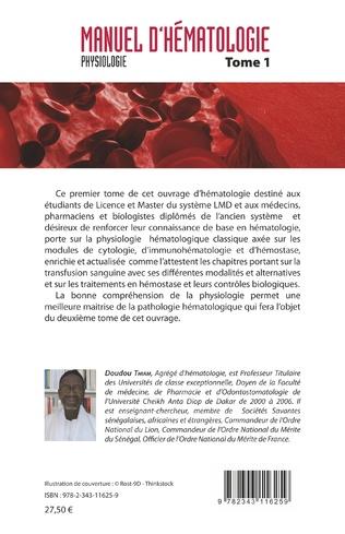 4eme Manuel d'hématologie