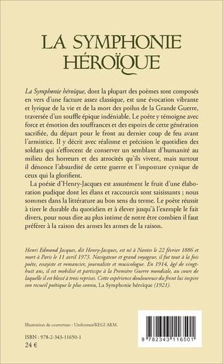 4eme La symphonie héroïque