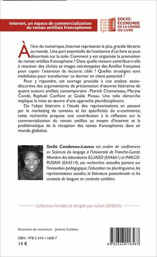 4eme Internet, un espace de commercialisation du roman antillais francophone