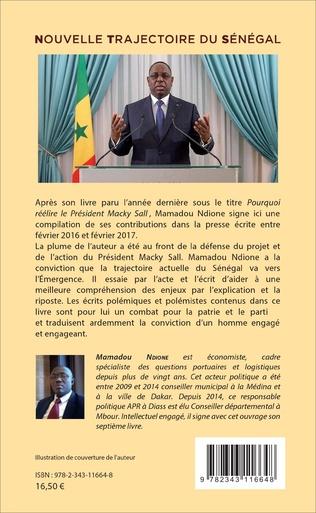4eme Nouvelle trajectoire du Sénégal