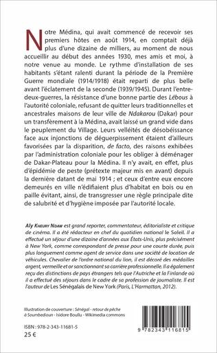 4eme Histoire de la création de la médina de Dakar