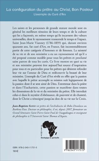 4eme La configuration du prêtre au Christ, Bon Pasteur