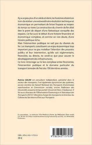 4eme Histoire de la politique des transports terrestres de marchandises en France depuis le milieu du XIXe siècle