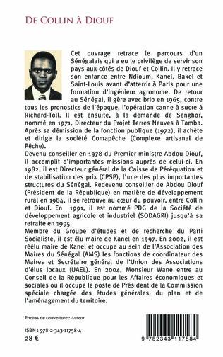 4eme De Collin à Diouf