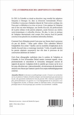 4eme Une anthropologie des adoptions en Colombie