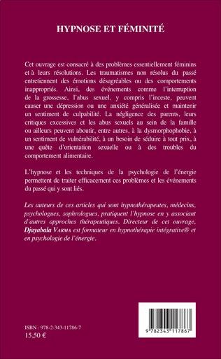 4eme Hypnose et féminité