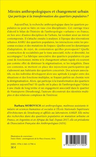 4eme Miroirs anthropologiques et changement urbain