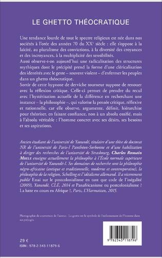 4eme Le ghetto théocratique