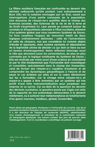 4eme L'opposition citoyenne au projet Cigéo