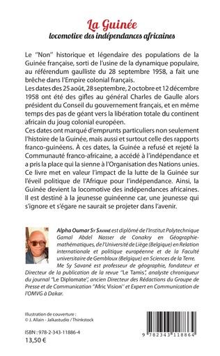 4eme La Guinée locomotive des indépendances africaines
