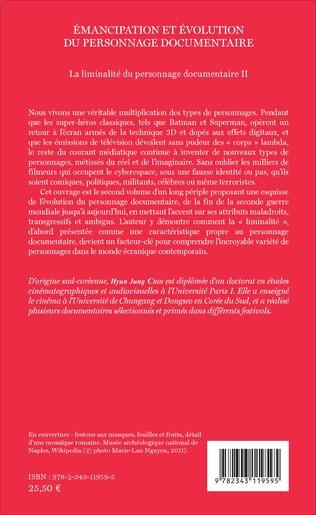 4eme Emancipation et évolution du personnage documentaire