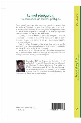 4eme Le mal sénégalais