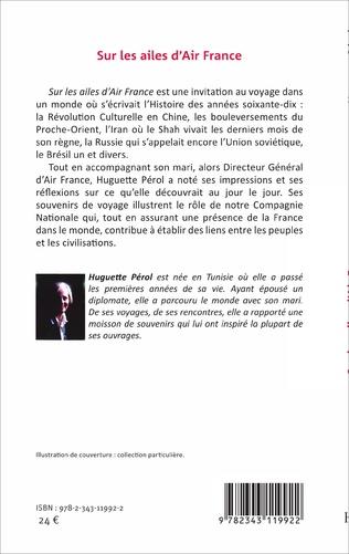 4eme Sur les ailes d'Air France