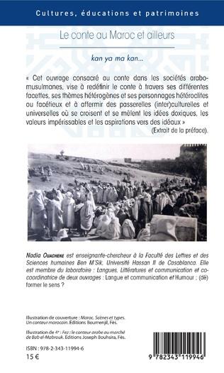 4eme Le conte au Maroc et ailleurs