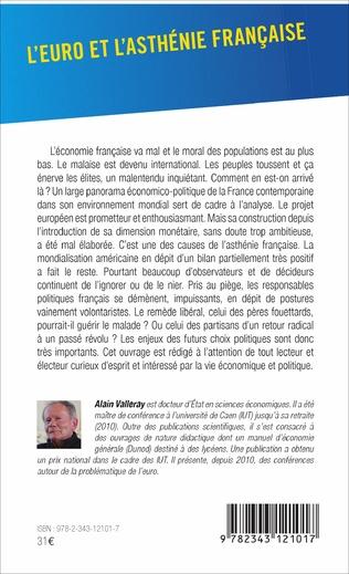 4eme L'euro et l'asthénie française