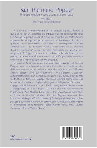 4eme Karl Raimund Popper Volume 2