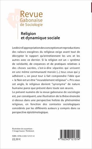 4eme Religion et dynamique sociale