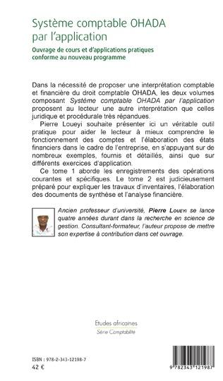 4eme Système Comptable OHADA par l'application