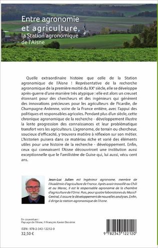 4eme Entre agronomie et agriculture