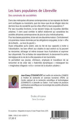 4eme Les bars populaires de Libreville