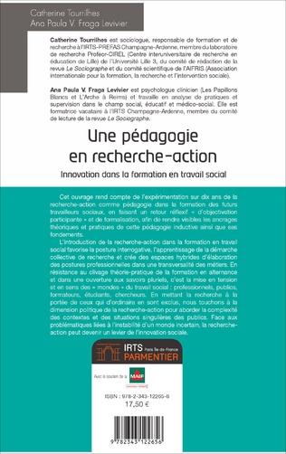 4eme Une pédagogie en recherche-action