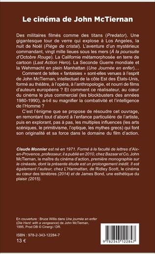 4eme Le cinéma de John McTiernan